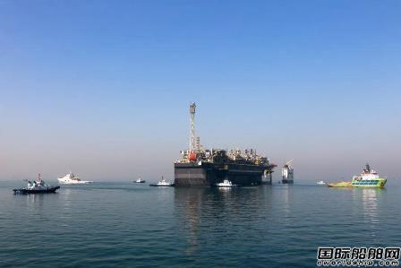 海油工程为巴西国油建造世界最大FPSO正式投产