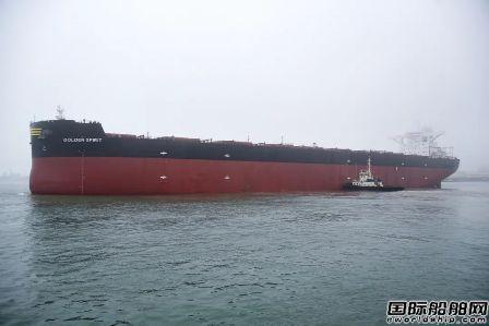 渤船重工一周内交付2艘21万吨散货船