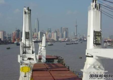 麦基嘉起重机获亚洲船厂4艘新造船订单
