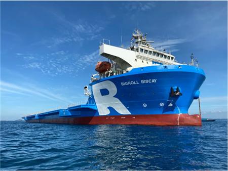 ABB船舶软件协助Roll集团大幅提升船舶安全性和效率
