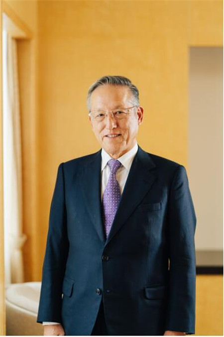 日本船级社理事会主席�迨吭�康一当选IACS理事会主席