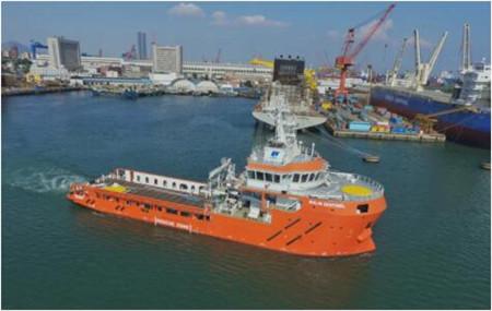 大连中远海运重工系列应急响应救助船全部交付