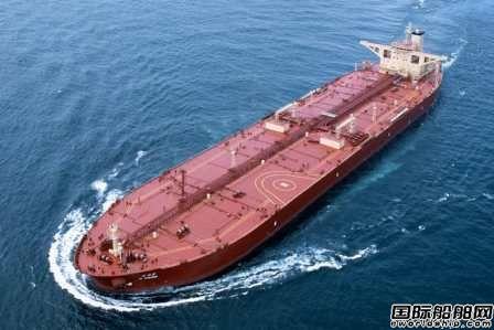 """""""中国""""订单也抢!中韩争夺壳牌8艘VLCC订单"""