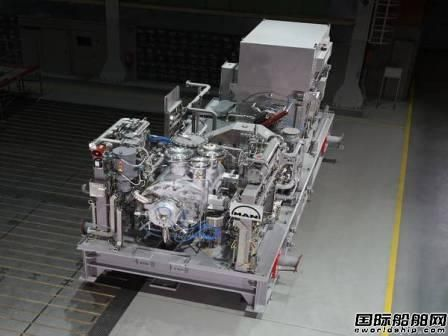 MAN压缩机获Yinson新造FPSO配套订单