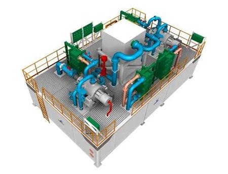 瓦锡兰推出Compact Reliq紧凑型再液化装置