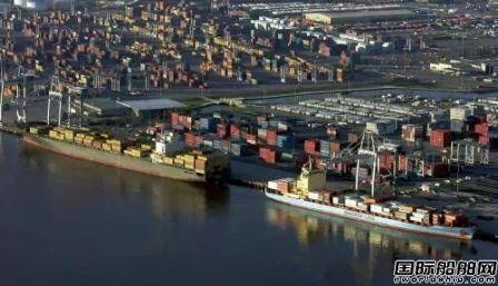 """跨太平洋航线集装箱船运价""""爆炸式""""上涨"""