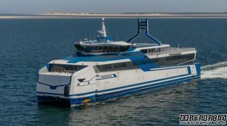 罗罗MTU4000系列纯气体机荷兰首秀获船东赞誉