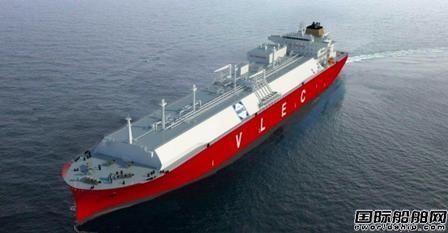 """卫星石化""""偏爱""""韩国船厂将增订6艘VLEC"""