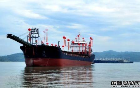 玉柴3000马力双主机助力万吨级工程船顺利下水