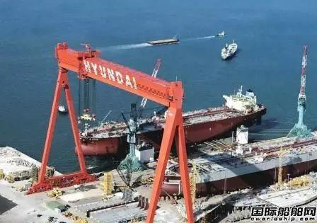 现代重工将获希腊船东最多4艘LNG动力VLCC订单