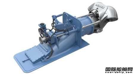 康士伯首获Incat大型喷水推进器订单创新里程碑