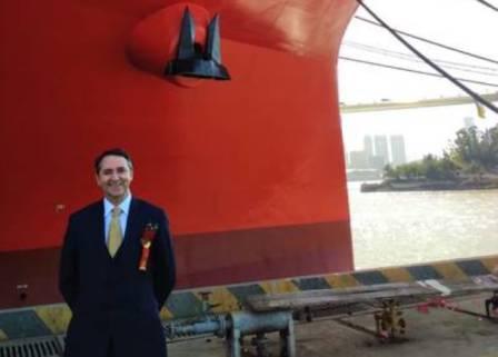 法国船级社新任命中国首席执行官