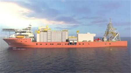 ABB为全球最大钻石勘探船提供整套电力系统