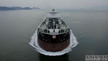 TEN在韩国船厂下单订造3艘苏伊士型穿梭油船