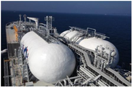 华滋能源获外高桥造船大型LNG动力船用储罐订单