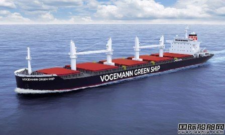 Vogemann通过区块链融资为中国船企新造船筹措资金