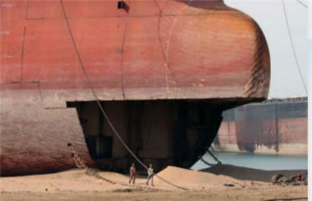 克拉克森呼吁欧盟加快对土耳其拆船厂的审批
