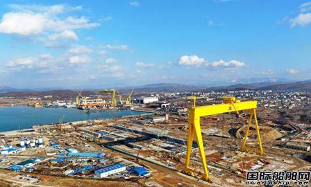 红星造船厂与GTT合作建造破冰型LNG船