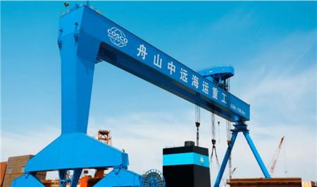 舟山中远海运重工超级双相不锈钢焊接工艺获DNV认可