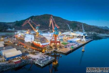 挪威拆船公司将收购破产船厂Kleven Verft