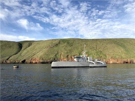 美军研发最新无人船可执行海面通信中继和监视侦察任务