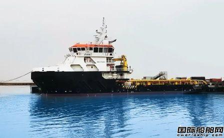 国海海工完成武船首个海工辅助船光船租赁合同签约