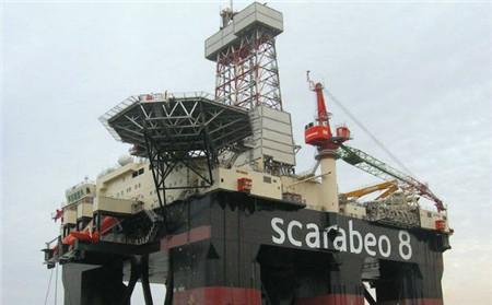 Saipem与Var Energi签订Scarabeo 8钻井平台新协议