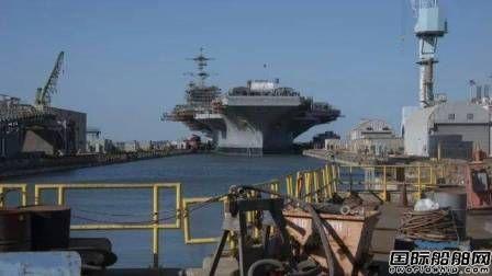 一周确诊84人!这家美国船厂坚持运营