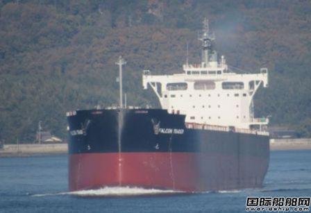 国银租赁完成收购日伸海运3艘散货船租给北港航运
