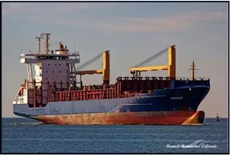 挪威发生一起集装箱船装卸事故船员被集装箱挤压身亡