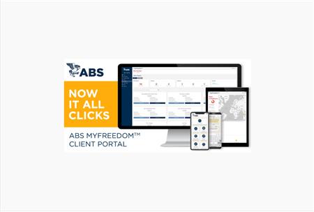 ABS业内首次推出移动版智能船级服务