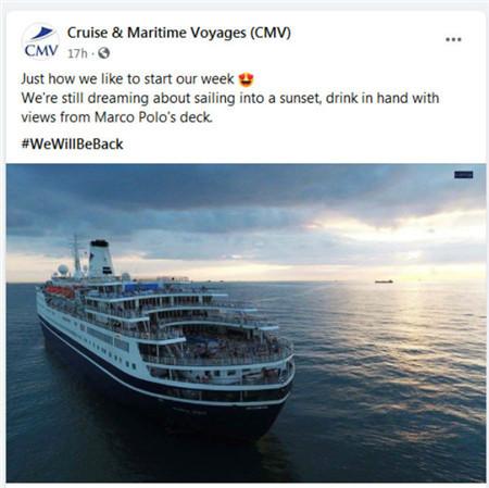 Maritime Voyages破产!近一月破产的第三家邮轮公司