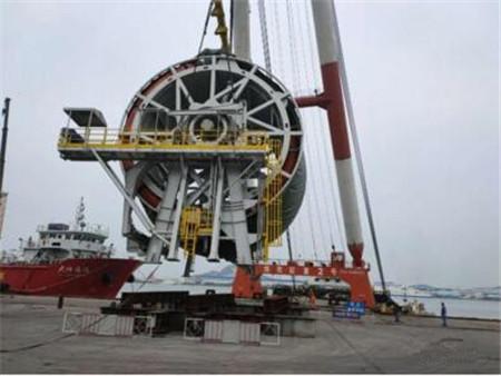 大船集团船业公司交付浮式生产储油船艉卸载系统