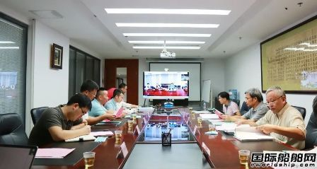 福船集团组织召开深海采矿船分任务评审会