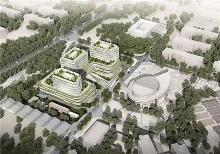 上海海事大学投资4.5亿在临港建设航运科技创新大楼
