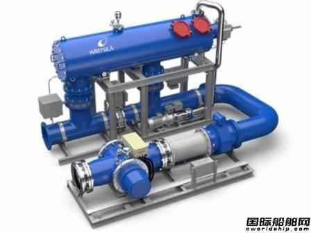 瓦锡兰两型压载水系统获DNV GL修订G8型式批复