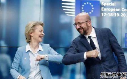韩国期待欧盟7500亿欧元经济刺激计划带来新订单
