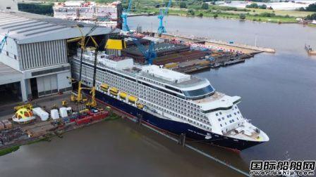 Meyer Werft为Saga建造第二艘邮轮出坞交付计划不变