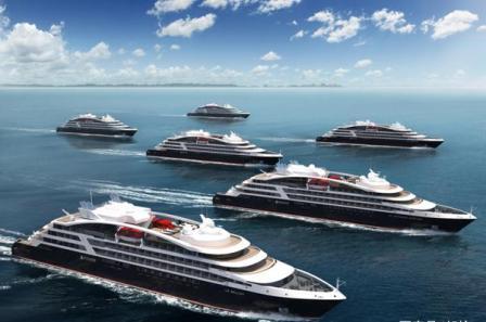 法国奢华邮轮公司庞洛邮轮8艘船复航