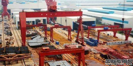 进出口银行上海分行保障辖区船企外贸生产