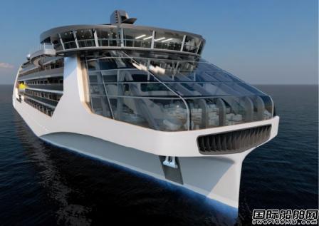 招商局邮轮研究院小型豪华邮轮设计获RINA原则认可