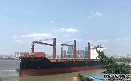 修船显身手!黄埔文冲开拓船舶脱硫装置安装市场