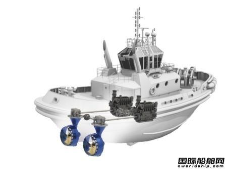 肖特尔动力方案获丹麦最大集装箱港拖船合同
