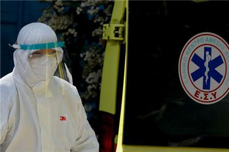 突发!希腊一艘油轮超半数船员确诊感染
