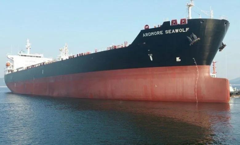 Ardmore航运公司引进两艘MR油轮