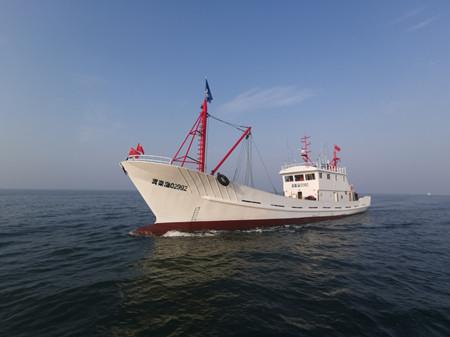 国内首批电池动力混合动力休闲渔船不负众望