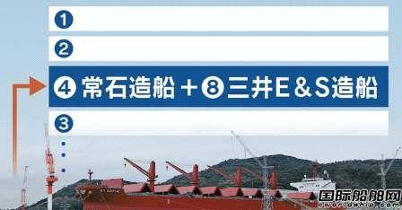 """日本两大船企合并!中日韩""""三国演义""""白热化"""