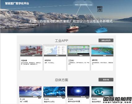 """中船九院全心打造""""智能船厂数字化平台"""""""