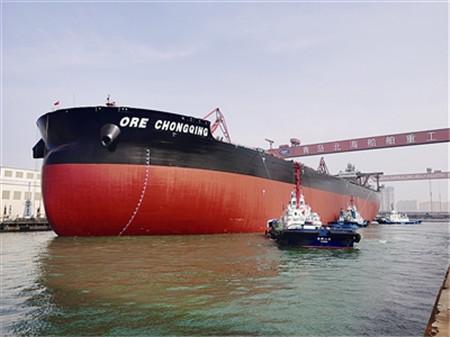 """海西湾:驶出中国船舶海工""""梦之队"""""""