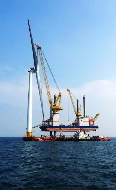 润邦重机获600吨全回转海洋工程起重机订单